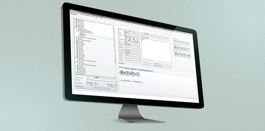 paro360 Software Features